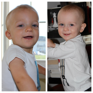 1 year old boys